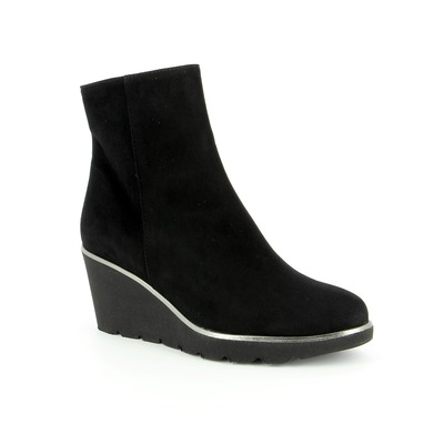 Boots Brunate Zwart