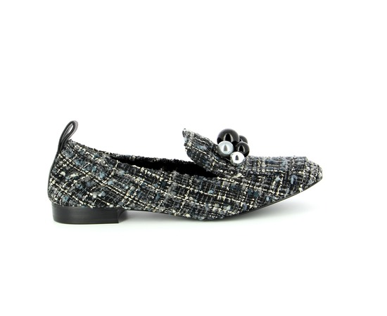 Moccassins What For Tweed