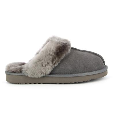 Pantoffels Cypres Grijs