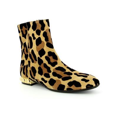 Boots Delaere Bruin