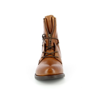 Bottines Spm Cognac