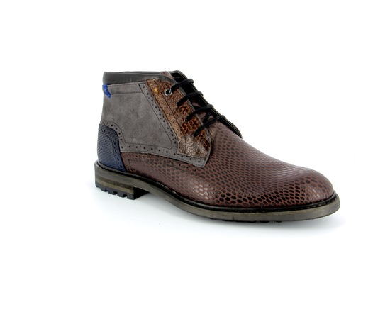 Bottines Floris Van Bommel Brun