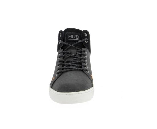 Sneakers Hub Zwart