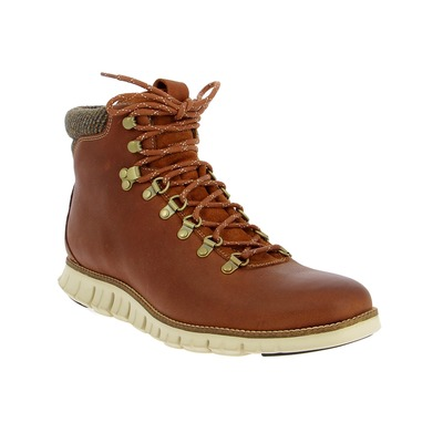 Bottines Cole Haan Cognac