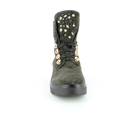 Bottines Cypres Gris