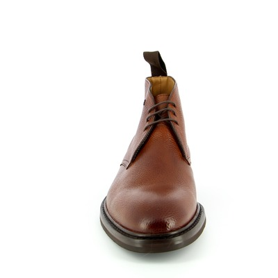 Bottines Van Bommel Cognac