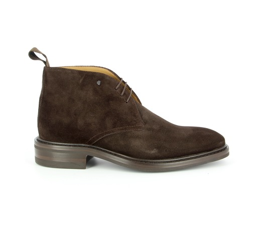 Bottines Van Bommel Brun