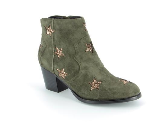 Boots Bibilou Kaki