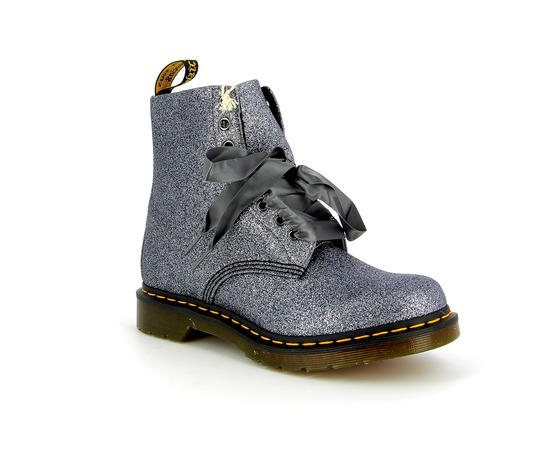 Bottinen Doc Martens Zilver