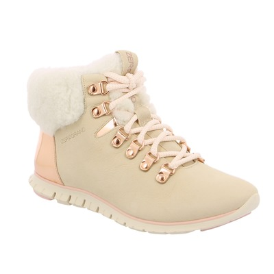 Bottines Cole Haan Beige