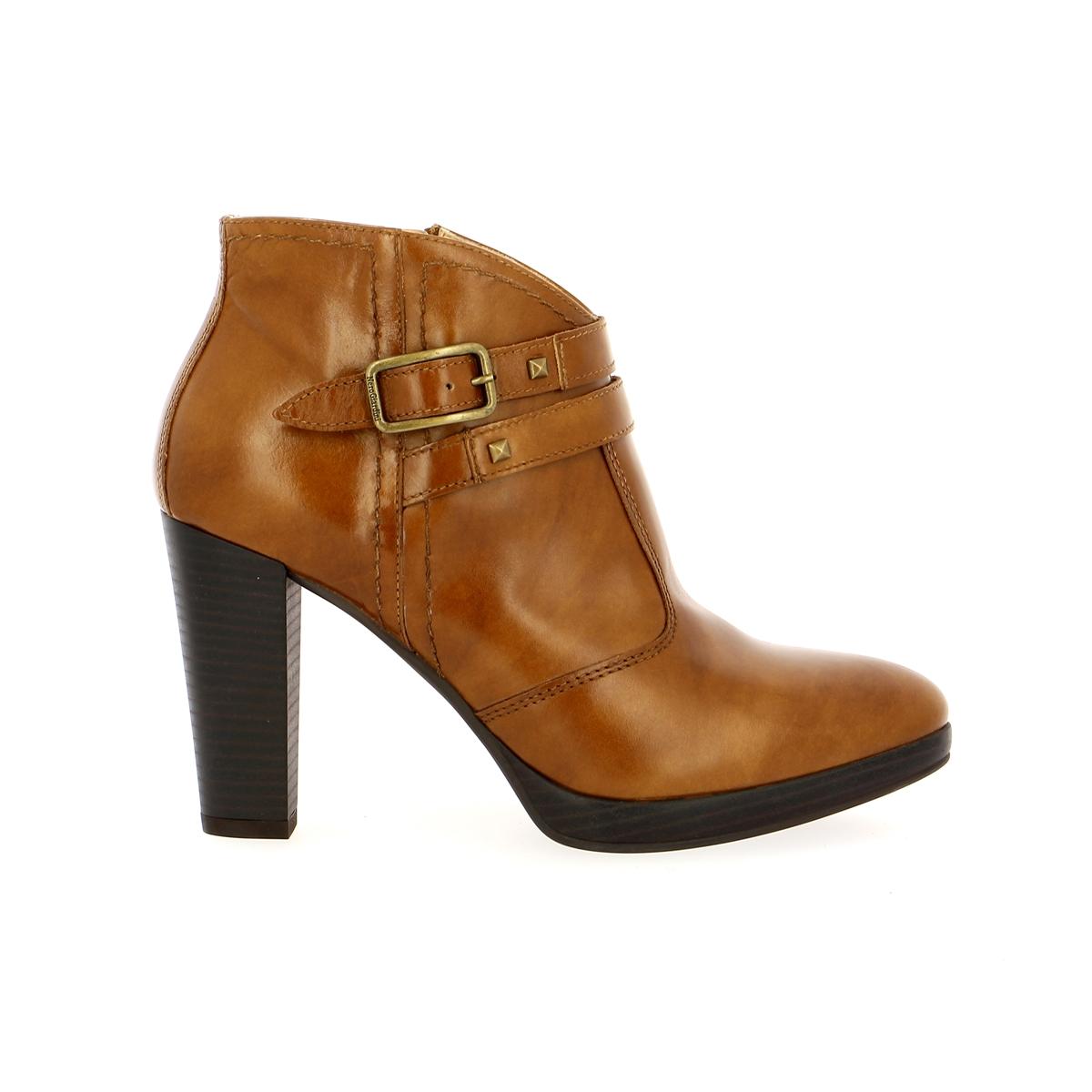 Nero Giardini Boots cognac