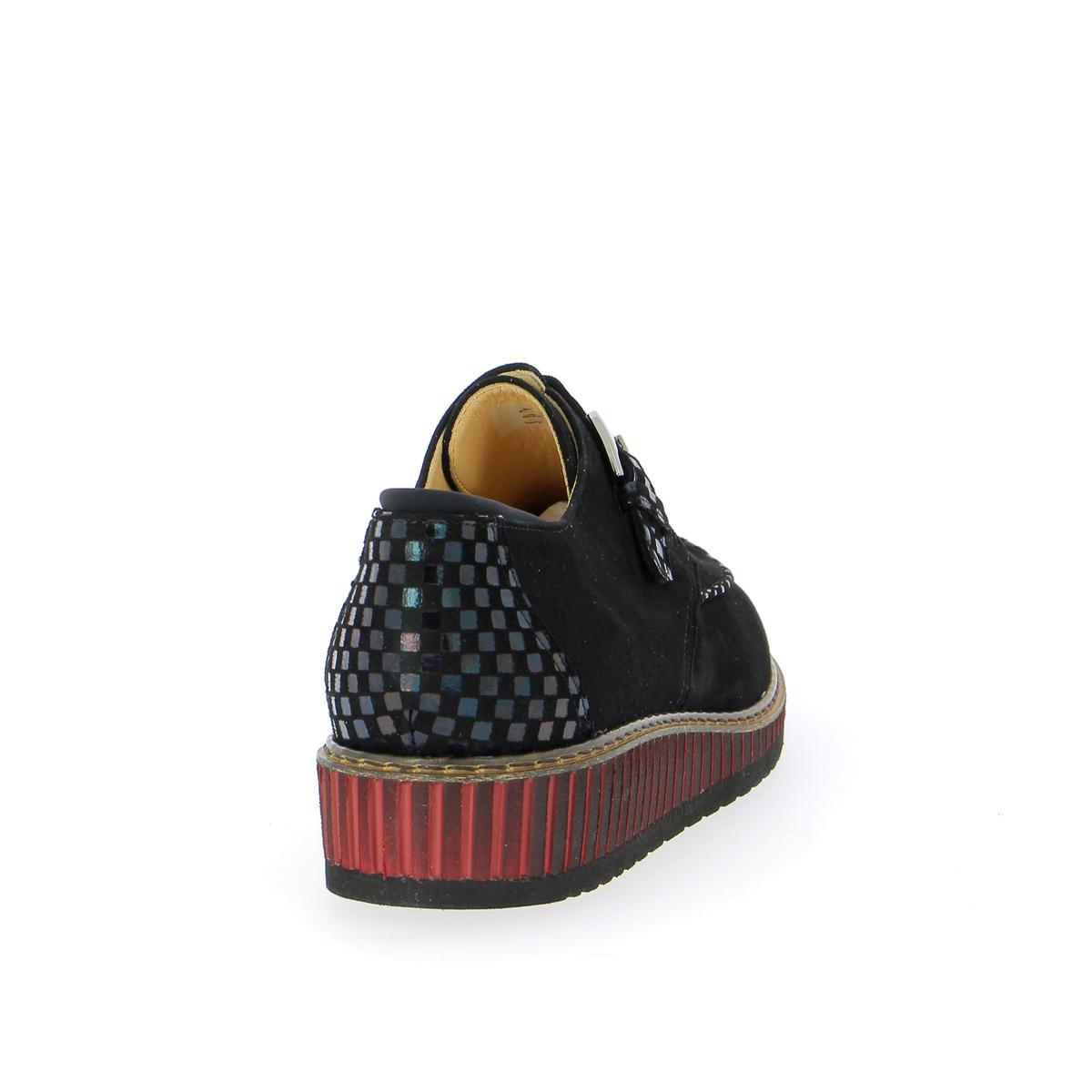 Brunate Instappers - instapschoenen zwart