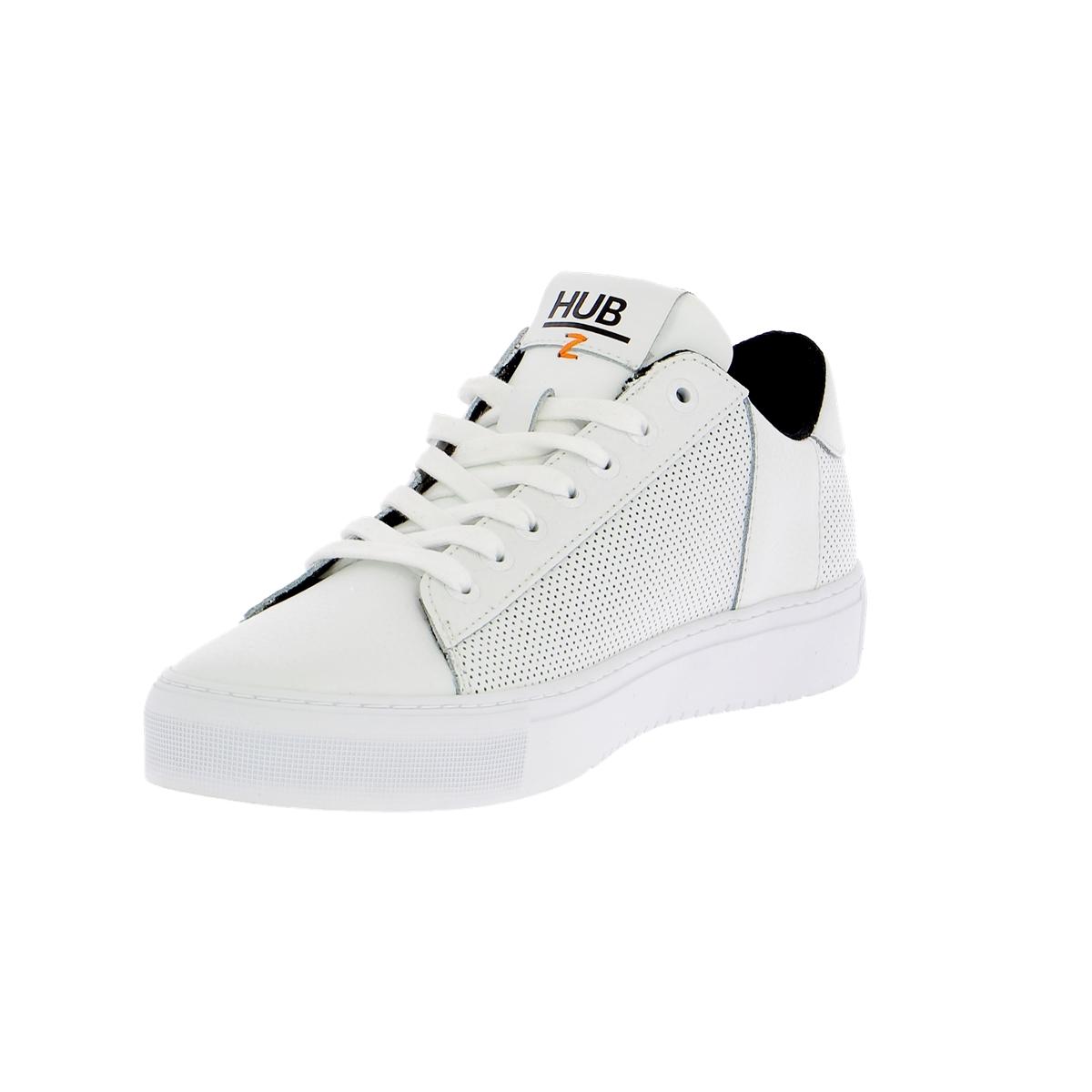 Hub Sneakers wit