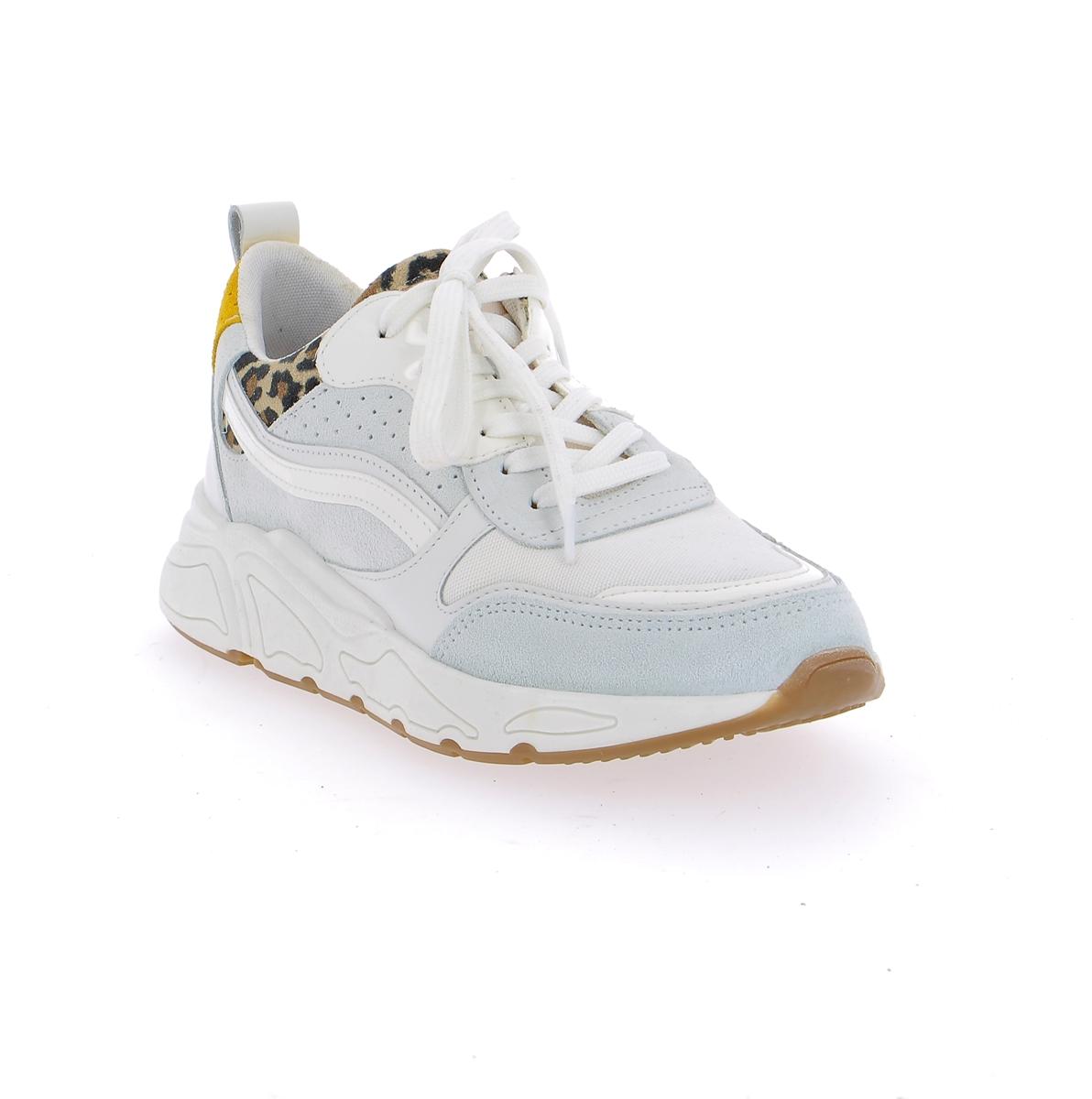Poelman Sneakers wit