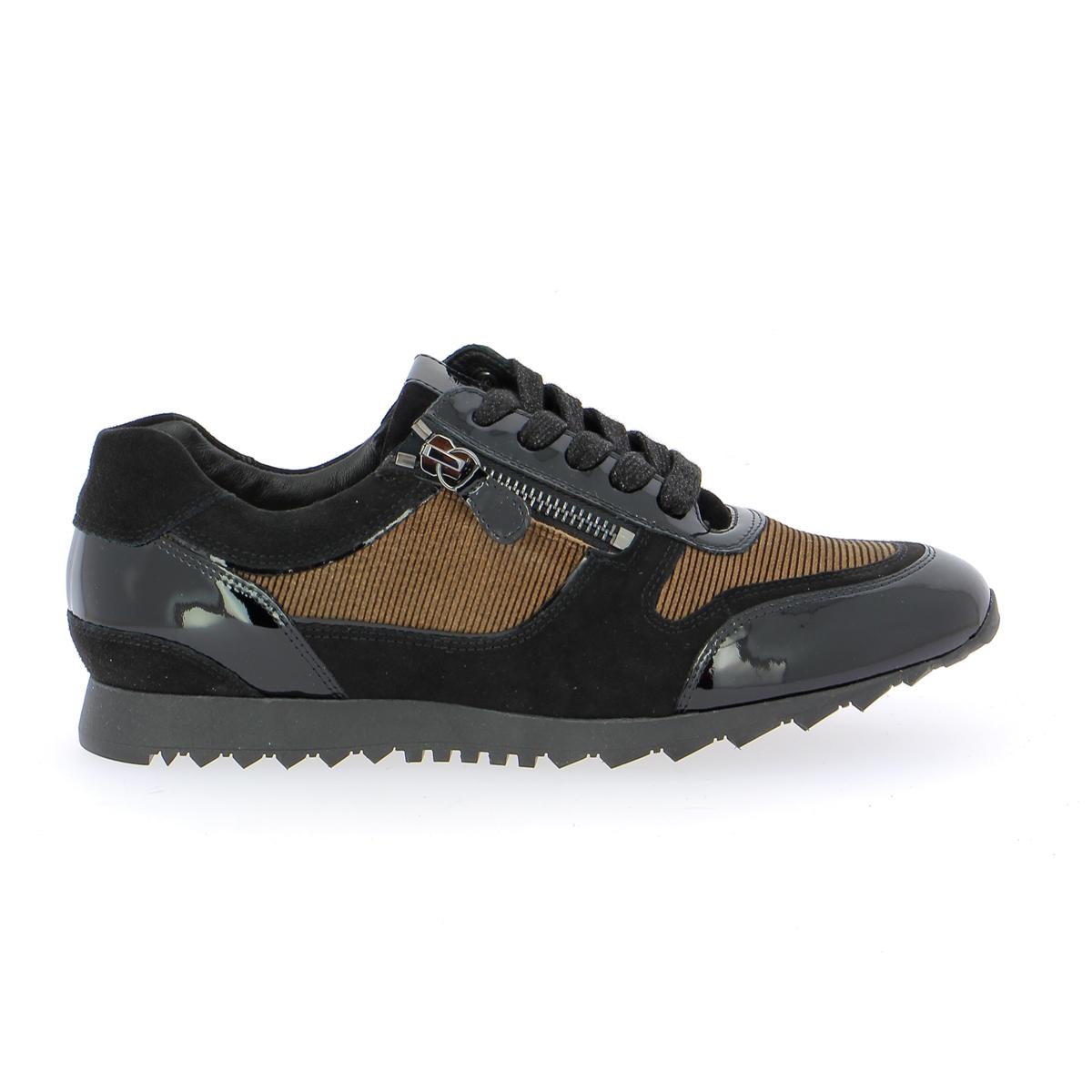 Hassia Sneakers zwart