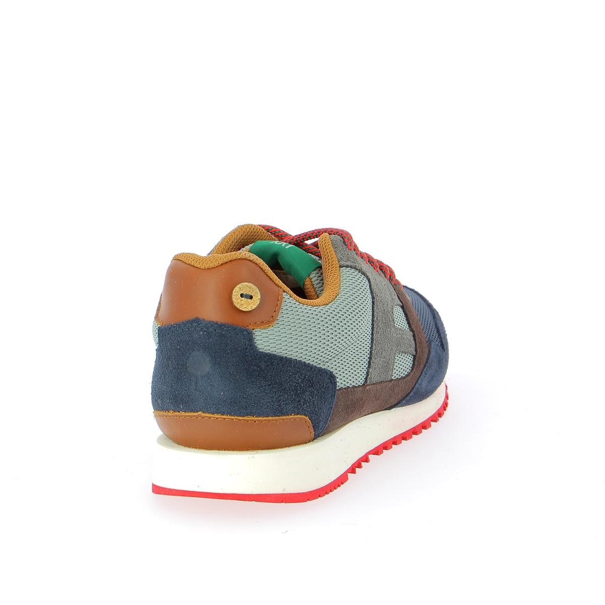 Faguo Sneakers blauw