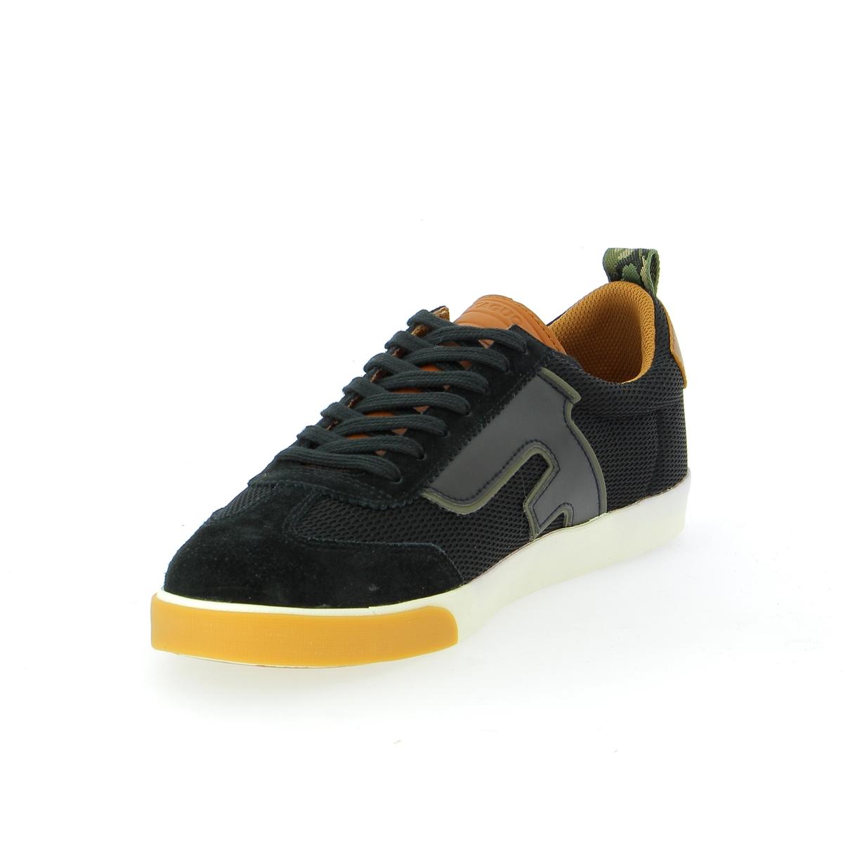 Faguo Sneakers zwart