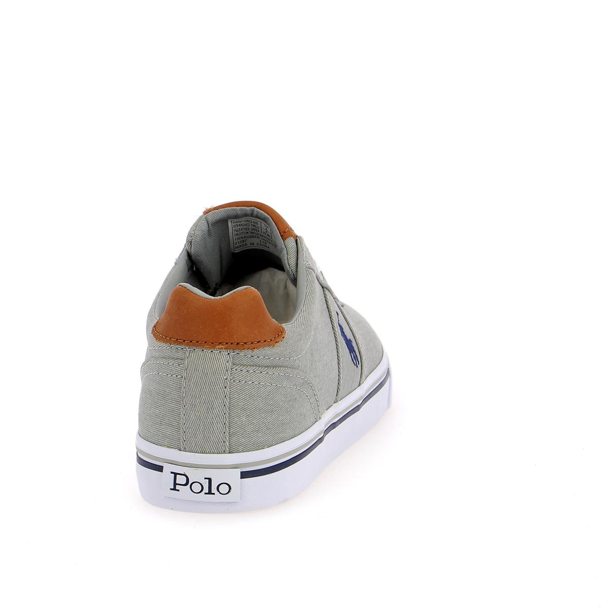 Ralph Lauren Sneakers grijs
