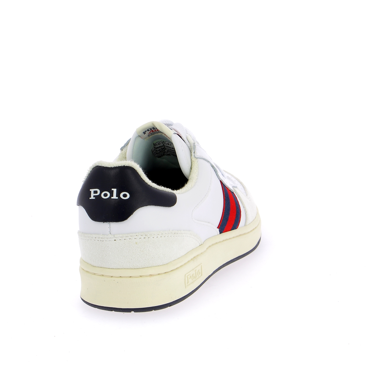 Ralph Lauren Sneakers wit