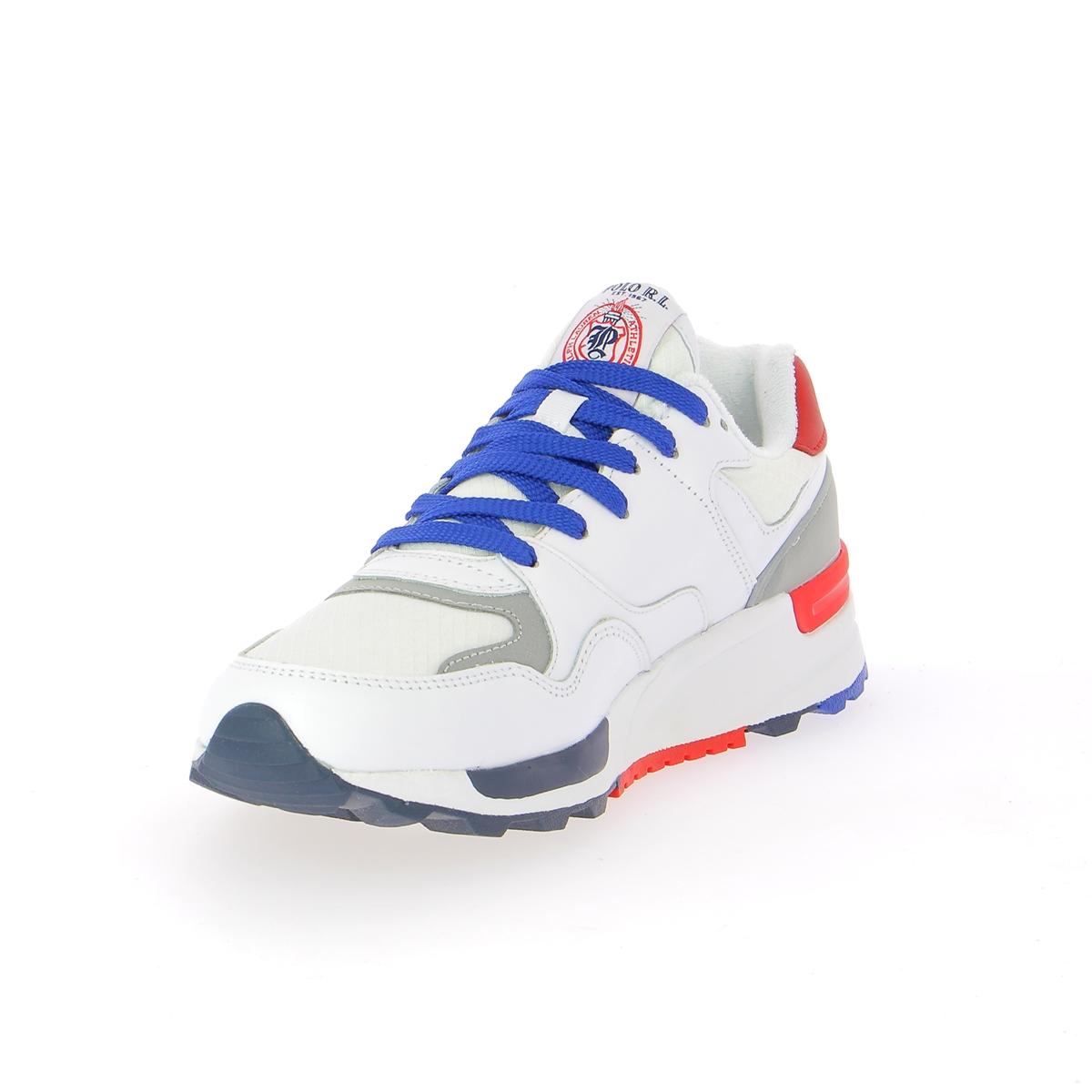 Ralph Lauren Sneakers wit