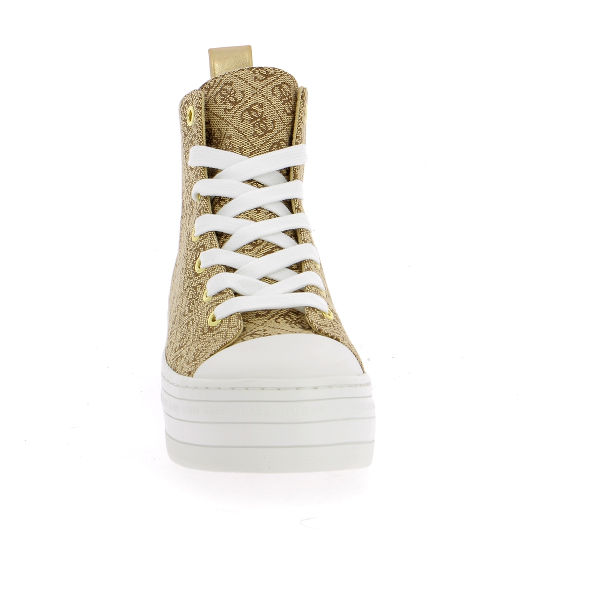 Guess Sneakers goud