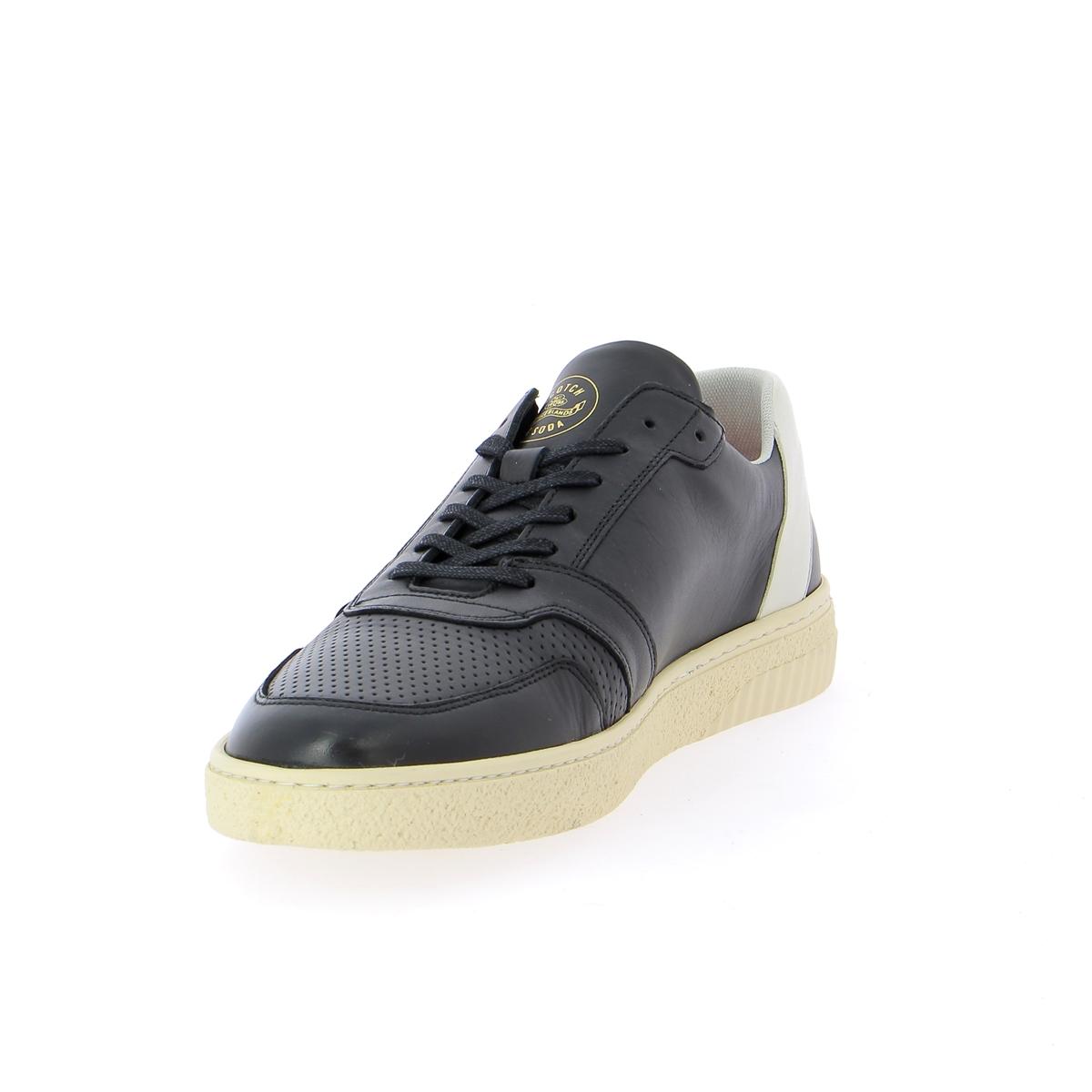 Scotch & Soda Sneakers zwart