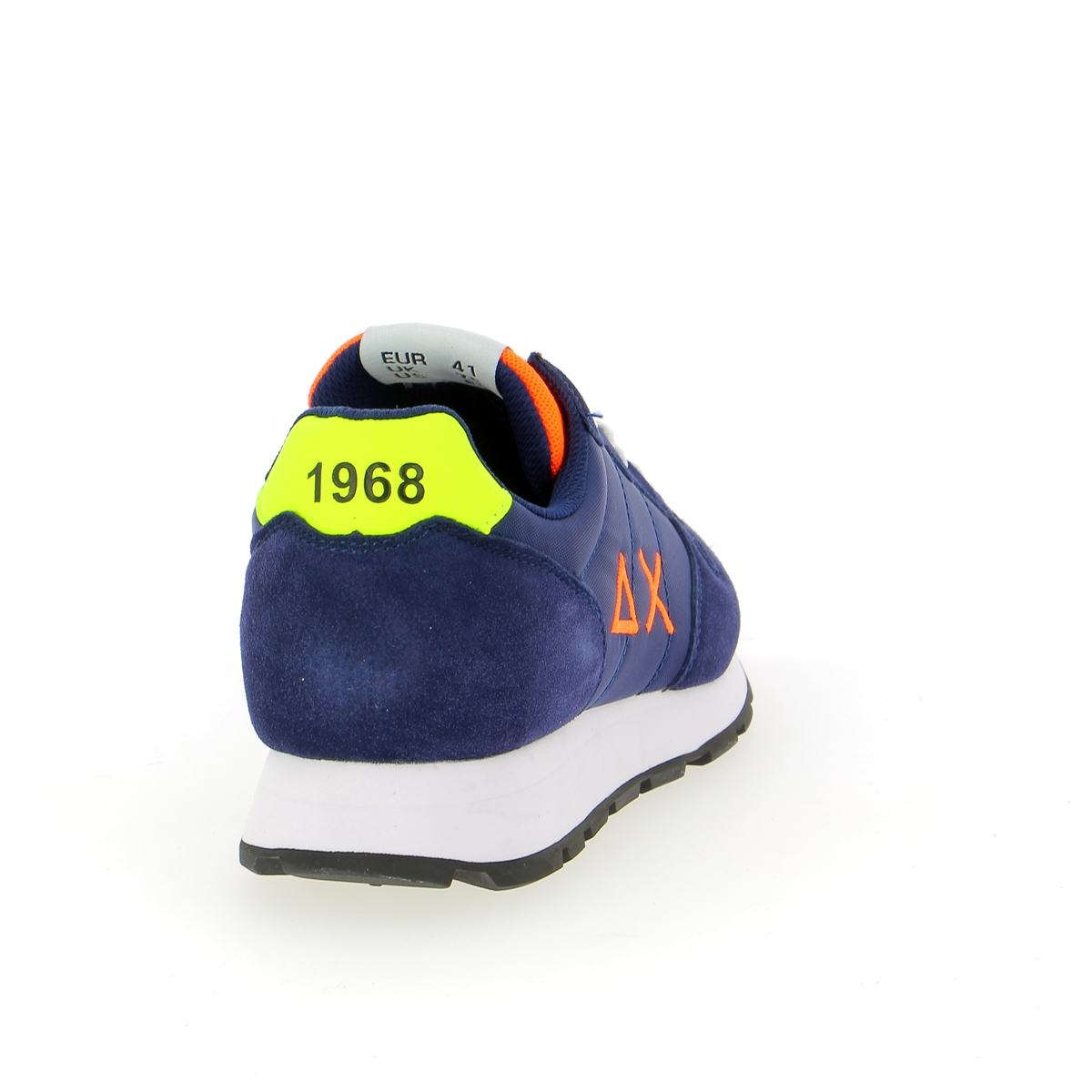 Sun68 Basket bleu