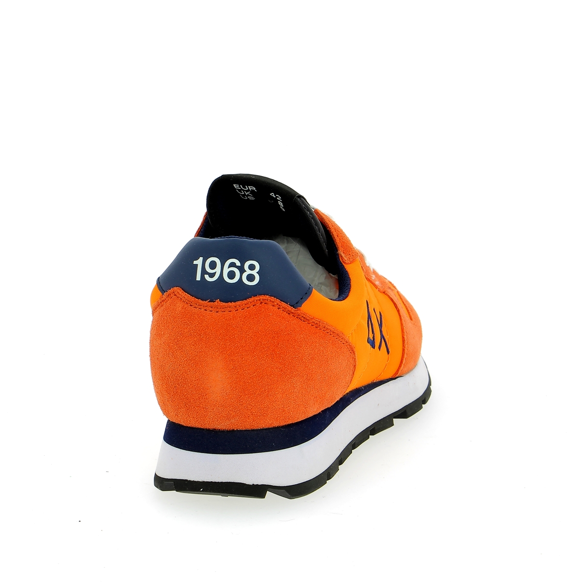 Sun68 Basket orange
