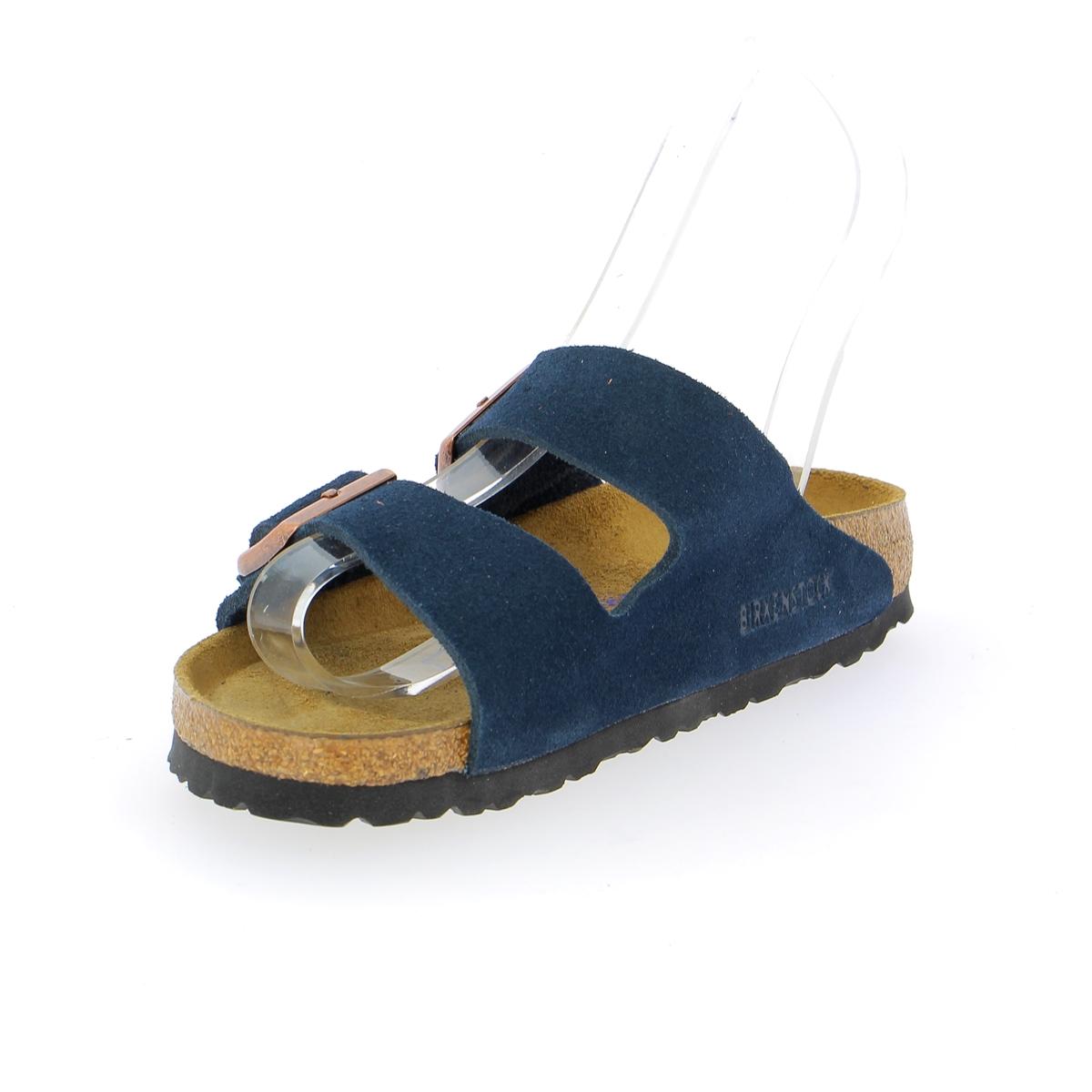 Birkenstock Mulles bleu