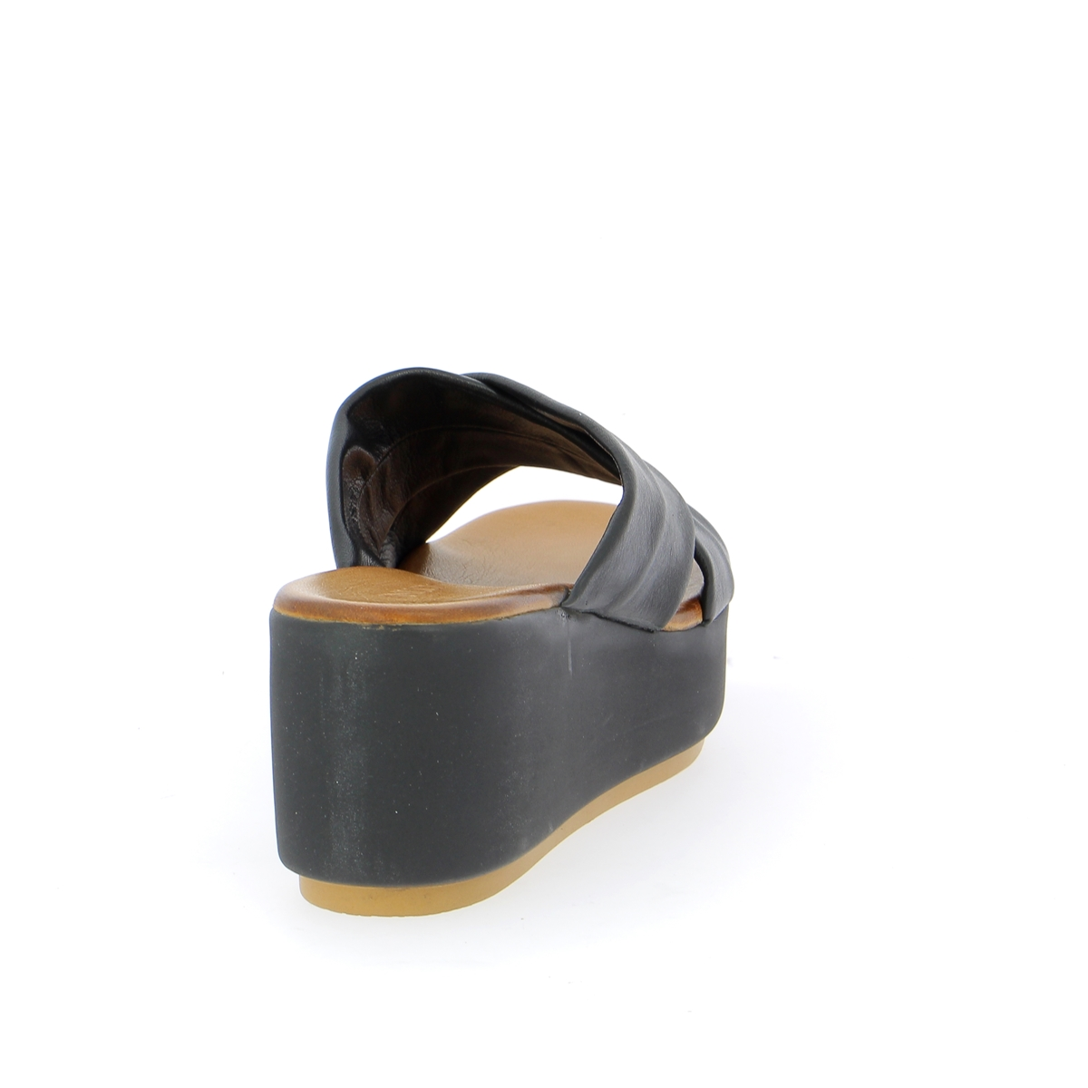 Inuovo Muiltjes - slippers zwart