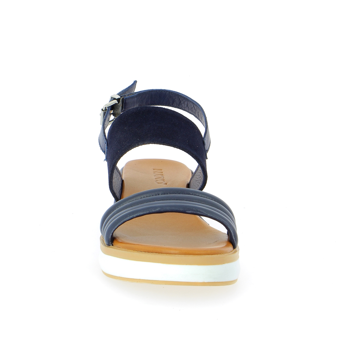 Inuovo Sandalen blauw