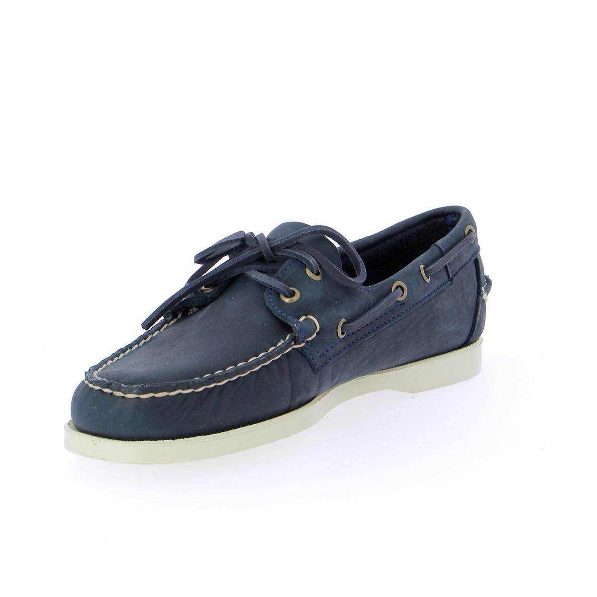 Sebago Bootschoenen blauw