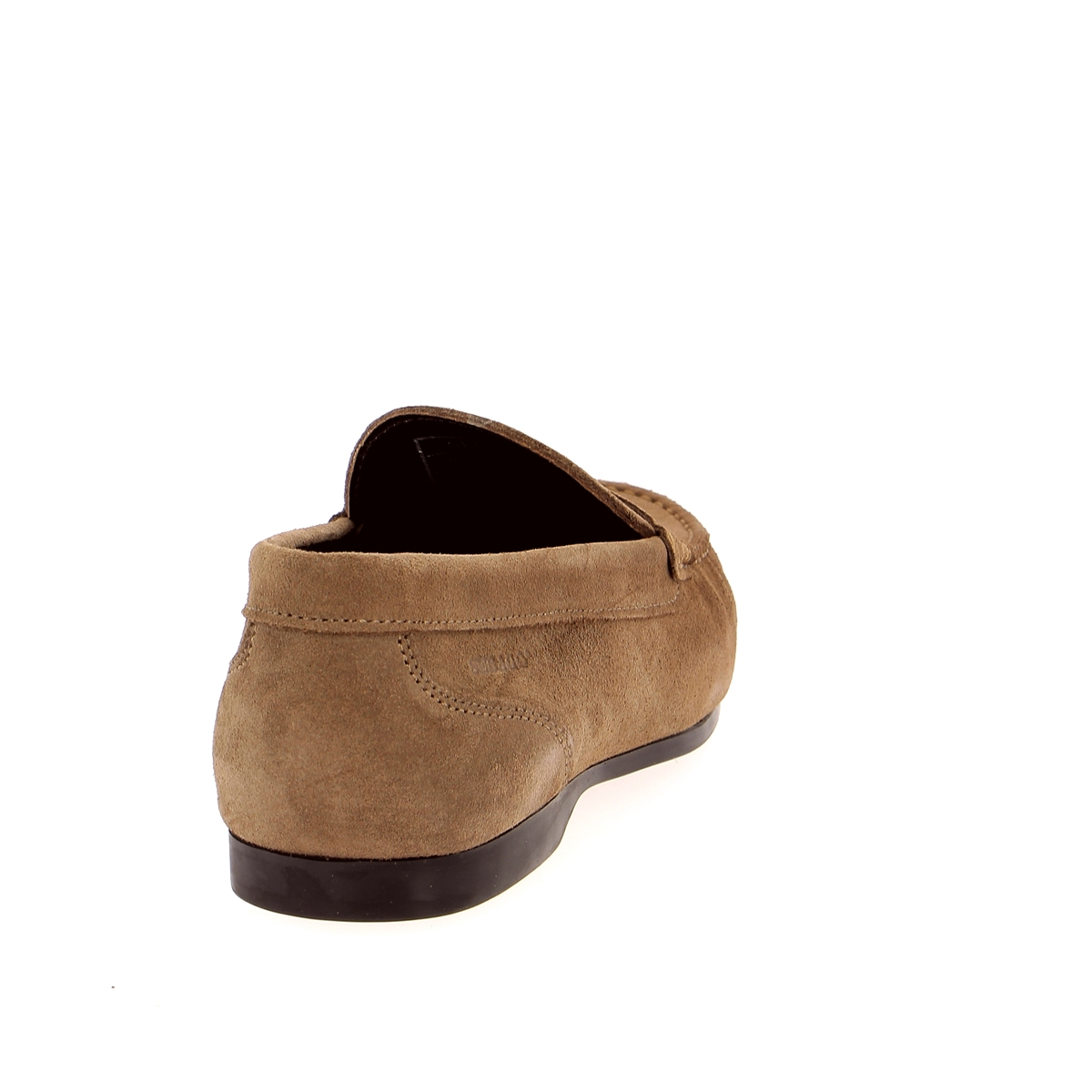 Sebago Instappers taupe