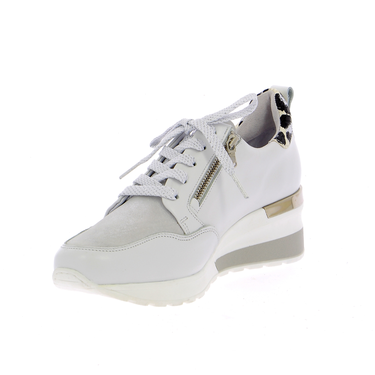 Softwaves Sneakers wit