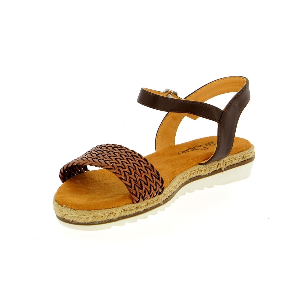 Cypres Sandales brun