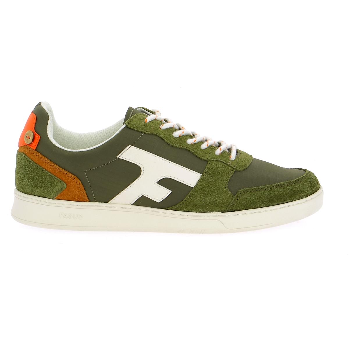 Faguo Sneakers kaki