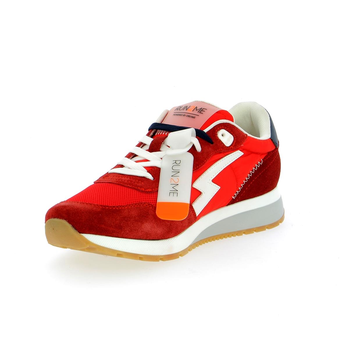 Run2me Basket rouge