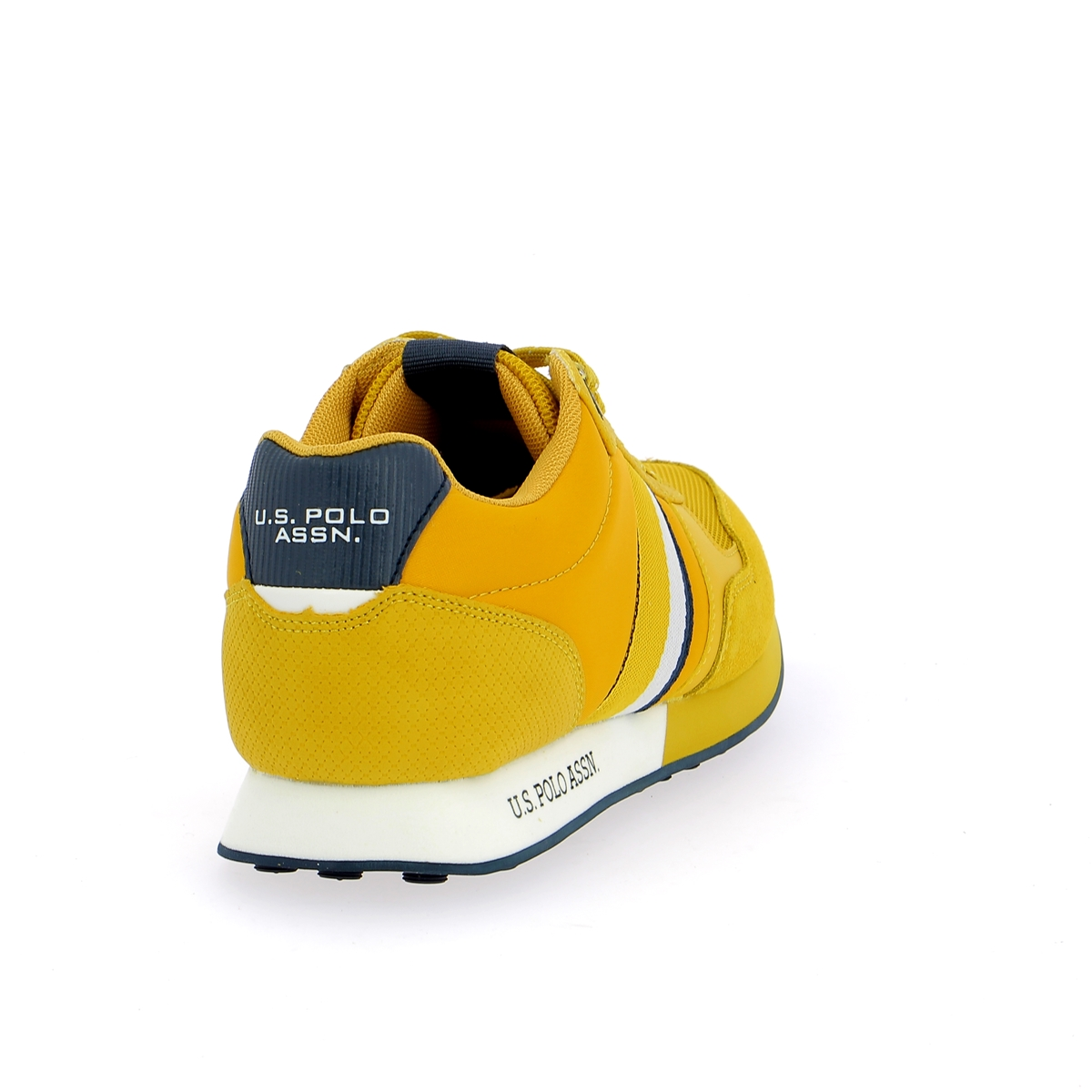 Us Polo Assn Sneakers geel