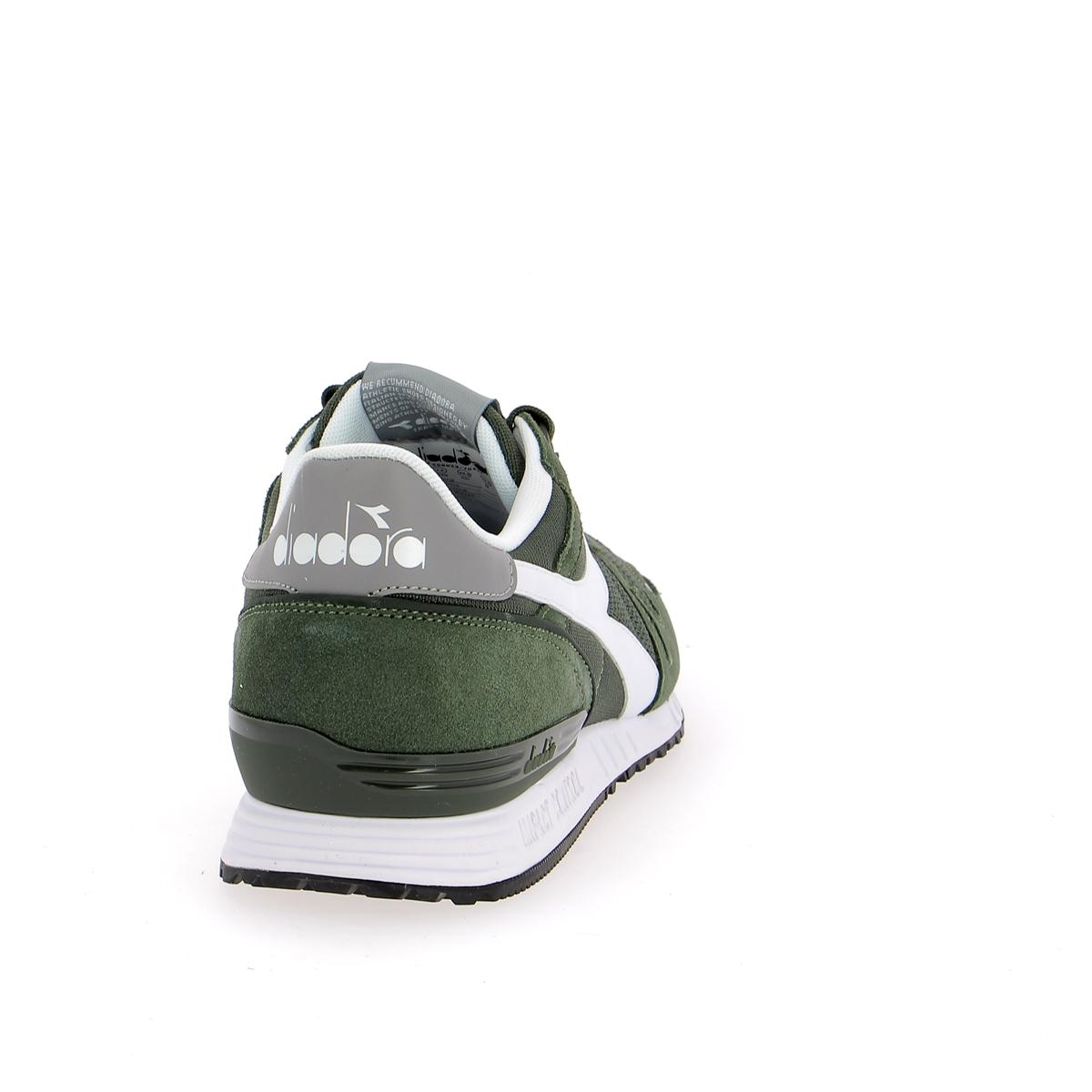 Diadora Basket kaki