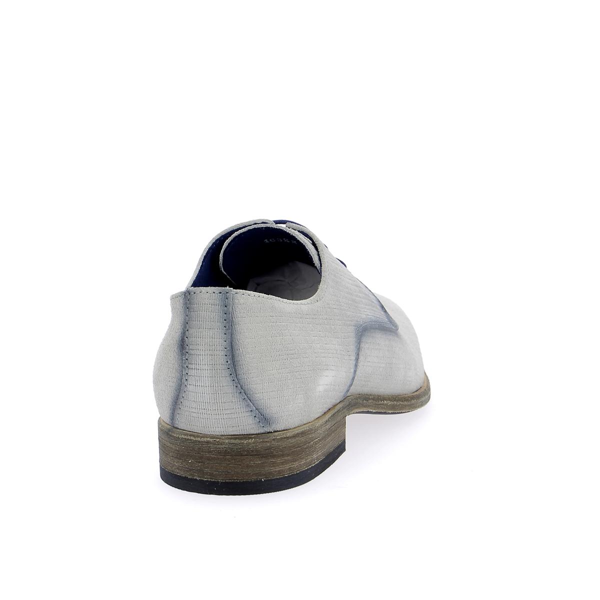 Braend Veterschoenen grijs