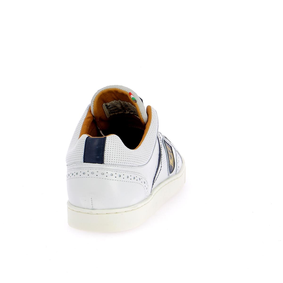 Pantofola D'oro Basket blanc