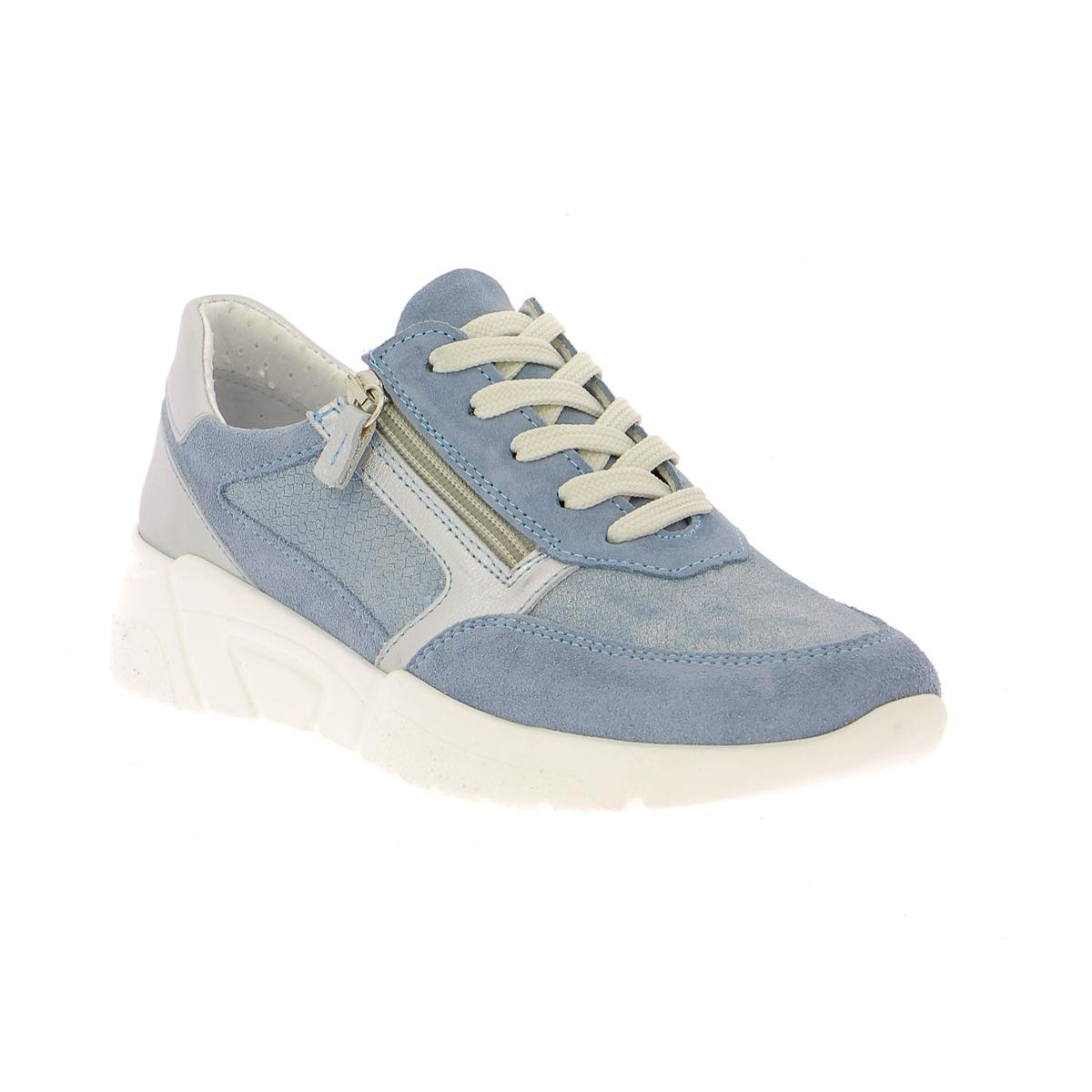 Cypres Sneakers hemelsblauw