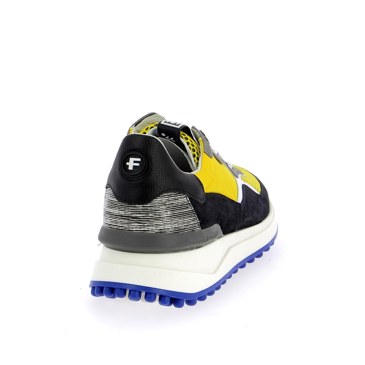 Floris Van Bommel Sneakers geel