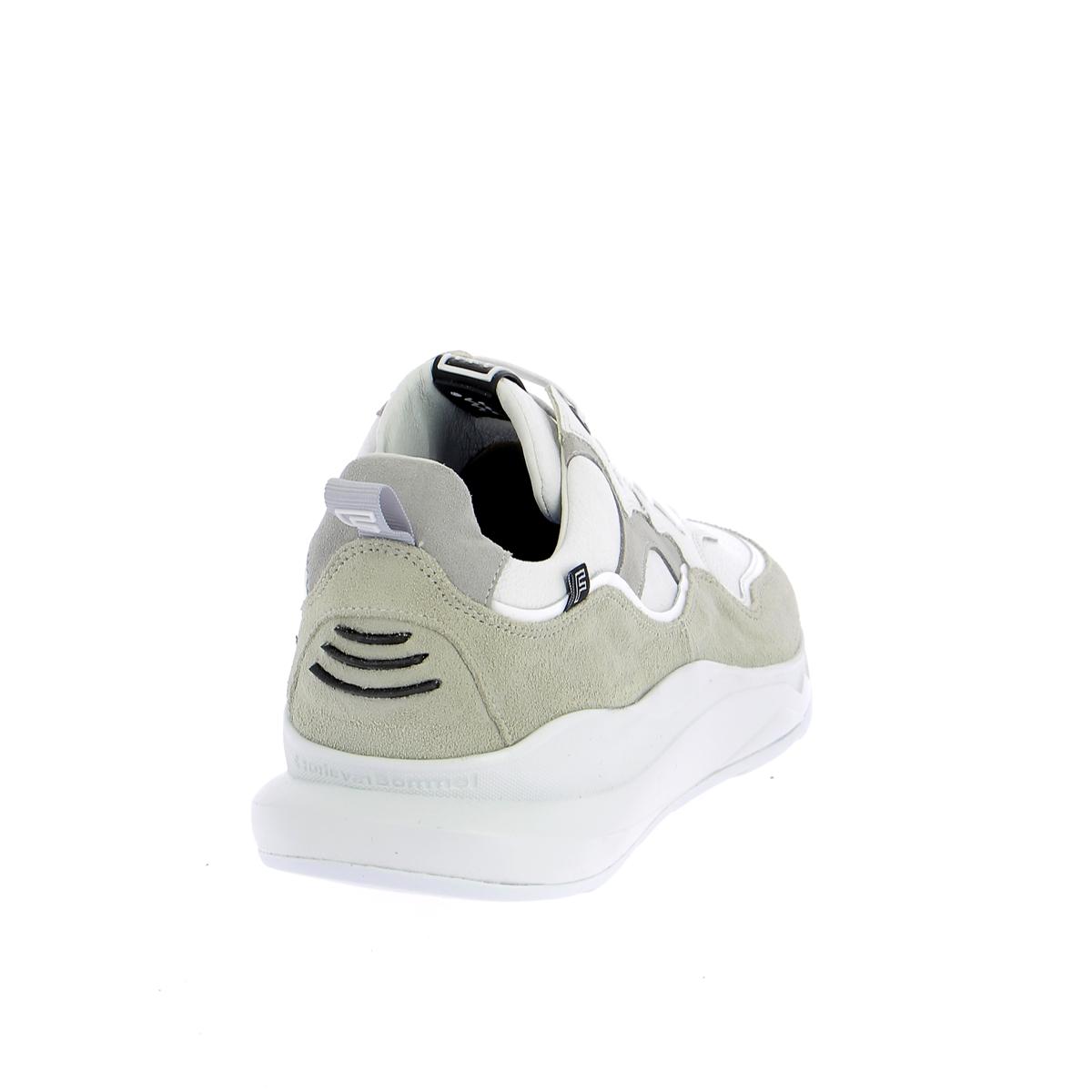 Floris Van Bommel Basket blanc