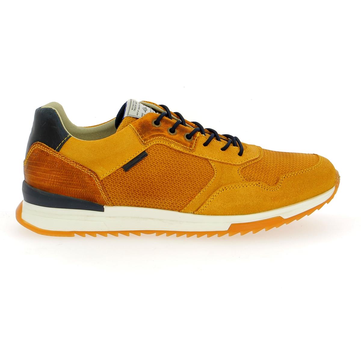 Bullboxer Sneakers geel