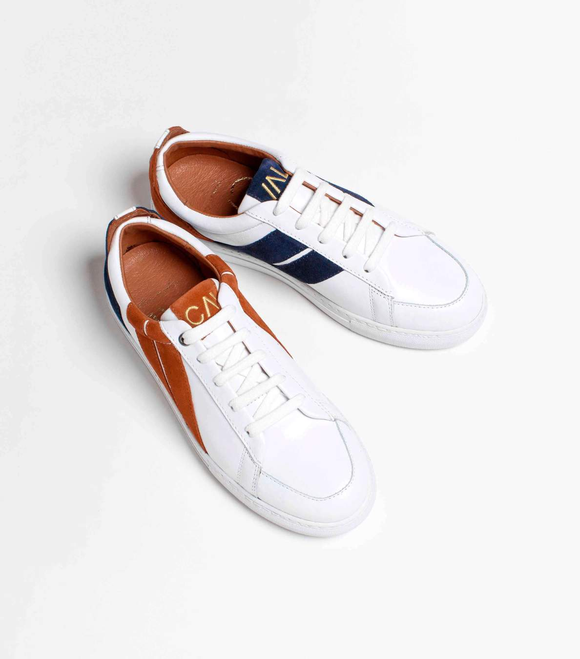 Caval Sneakers blauw