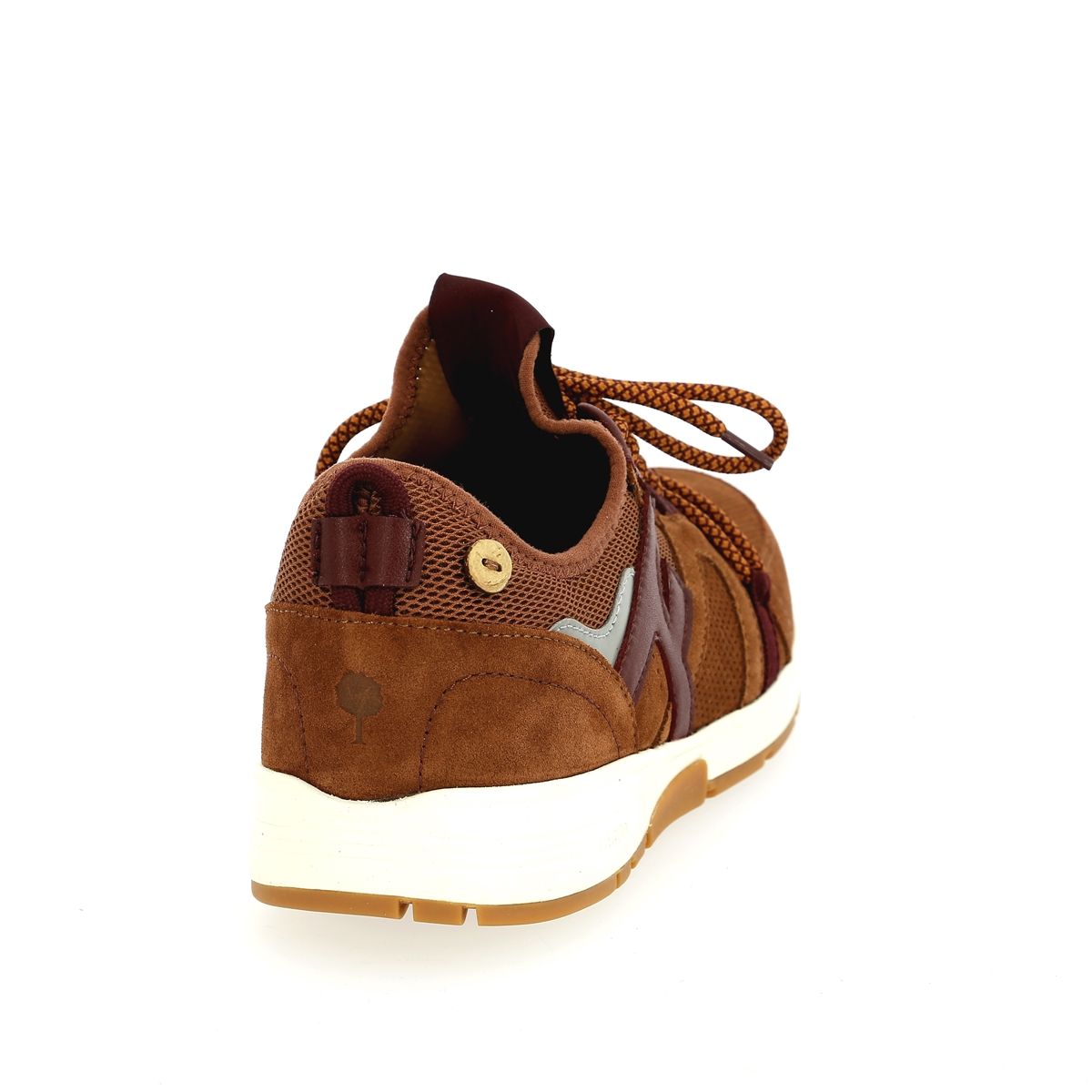 Faguo Sneakers cognac