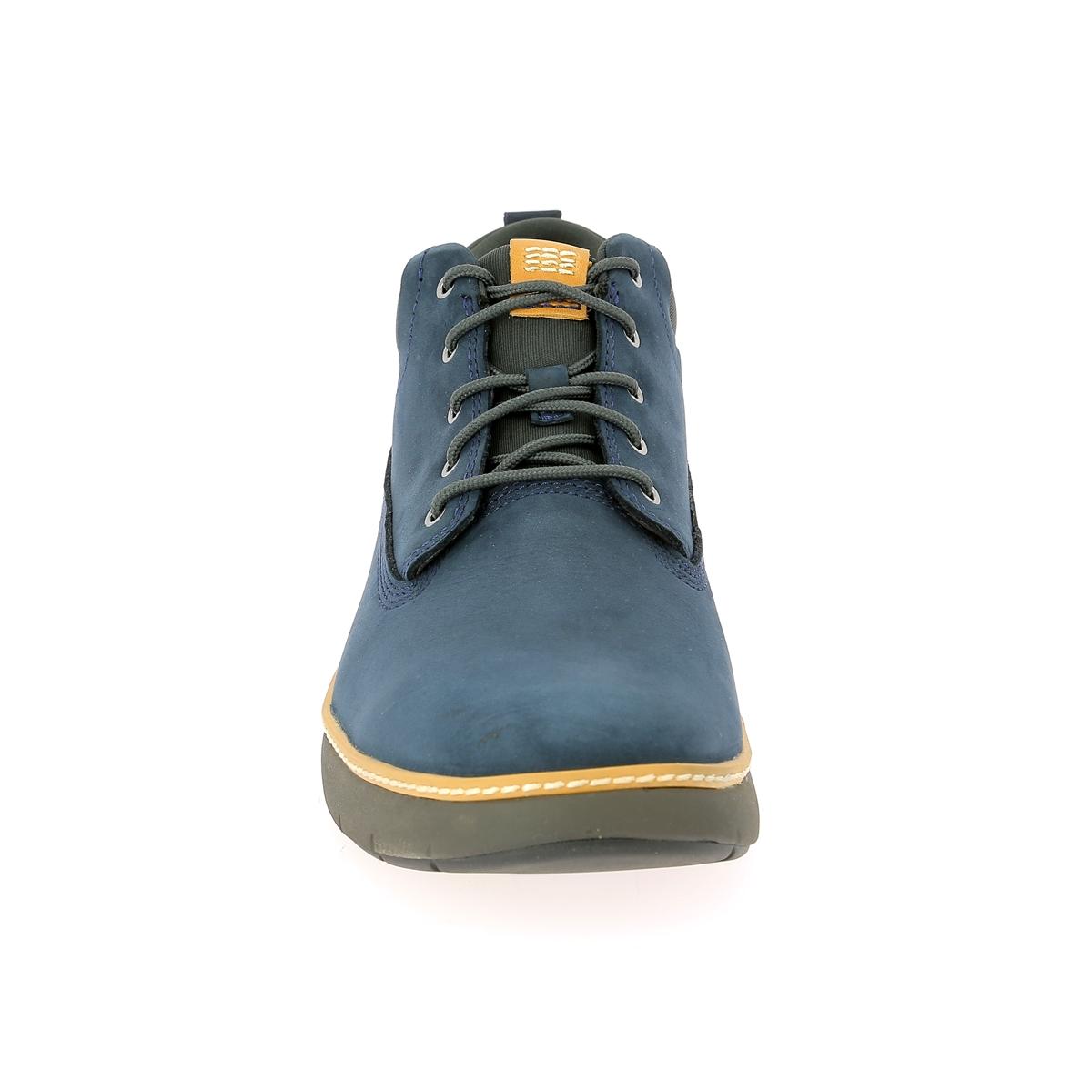 Timberland Bottines bleu