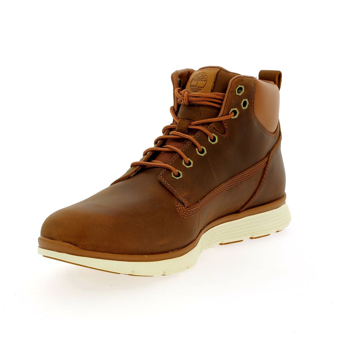 Timberland Bottines cognac