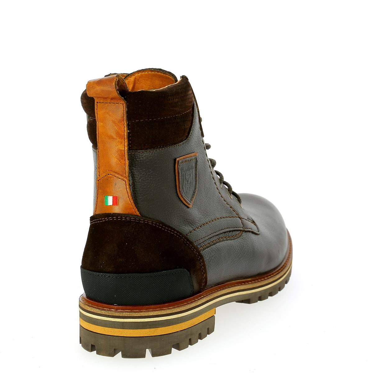 Pantofola D'oro Bottinen bruin